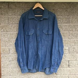 Island Soft Denim Shirt by Tommy Bahama